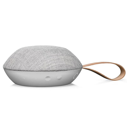 VifaReykjavik Bluetooth Speaker Sandstone Grey - Batten Home