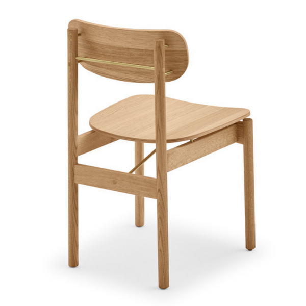 "The Vester Chair was created in collaboration with Skagerak and designer Chris Liljenberg Halstrom as a seating solution that's both beautiful and comfortable.  The Vester Chair has earned the highly coveted ""Furniture of the Year Award"" at the Danish Design Awards in 2020, and is soon to be the most beloved chair in your modern or contemporary home."