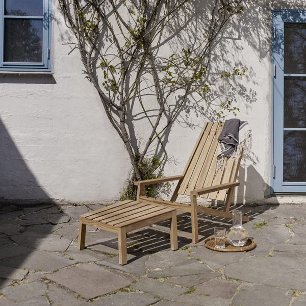 SkagerakBetween The Lines Deck Chair - Batten Home