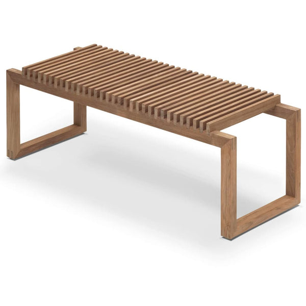 SkagerakCutter Bench Teak - Batten Home
