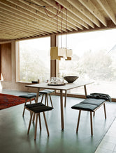 Load image into Gallery viewer, SkagerakGeorg Dining Table - Batten Home