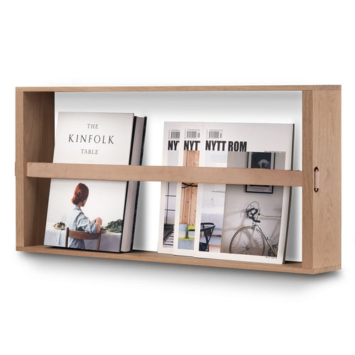 SkagerakNorr Magazine Holder 75 - Batten Home