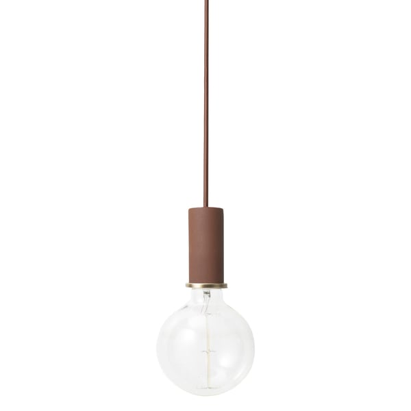 Ferm LivingSocket Pendant Low - Batten Home