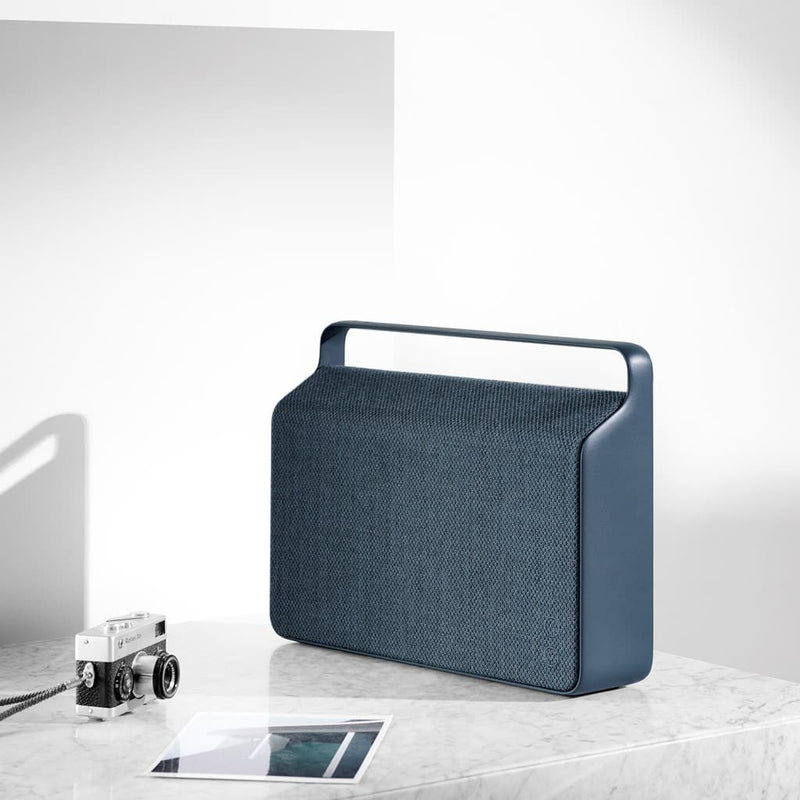 VifaCopenhagen 2.0 Bluetooth Wireless Portable Speaker Mountain Blue - Batten Home