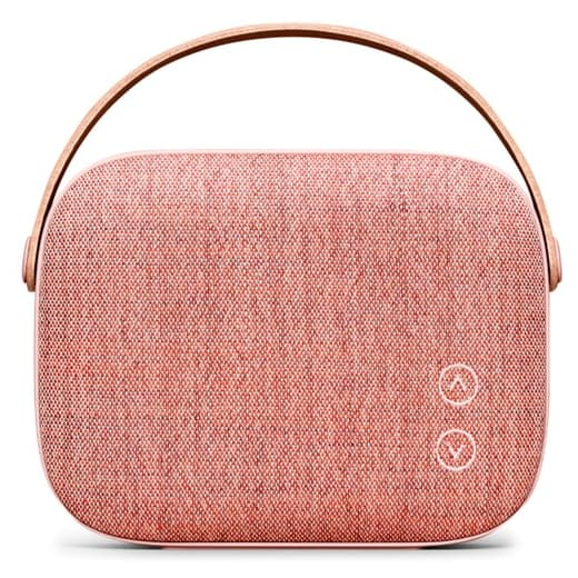 VifaHelsinki Bluetooth Wireless Portable Speaker Dusty Rose - Batten Home