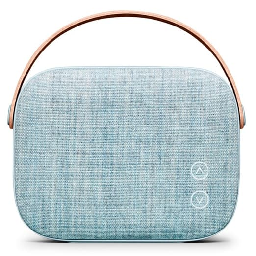Helsinki Bluetooth Wireless Portable Speaker Misty Blue - Batten Home