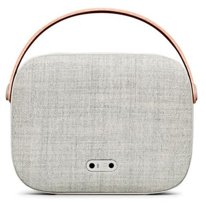 VifaHelsinki Bluetooth Wireless Portable Speaker Sandstone Grey - Batten Home