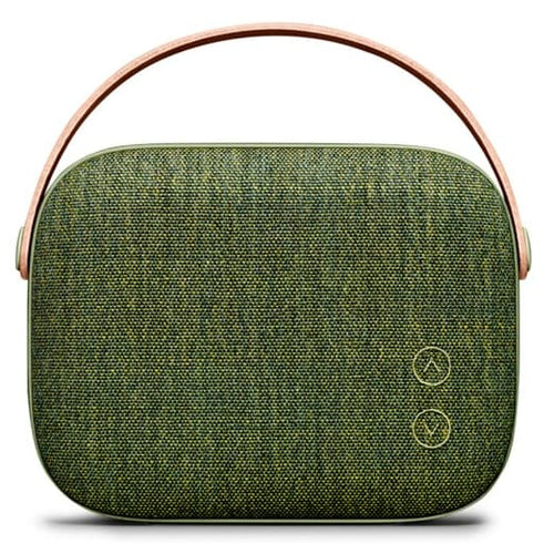 VifaHelsinki Bluetooth Wireless Portable Speaker Willow Green - Batten Home