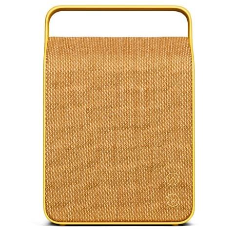 VifaOslo Bluetooth Wireless Portable Speaker Sand Yellow - Batten Home