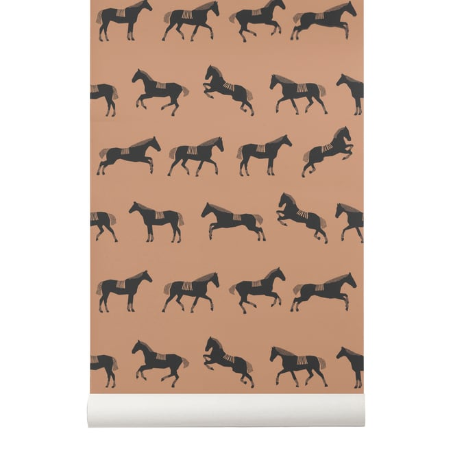 Ferm LivingFerm Living Horse Wallpaper - Batten Home