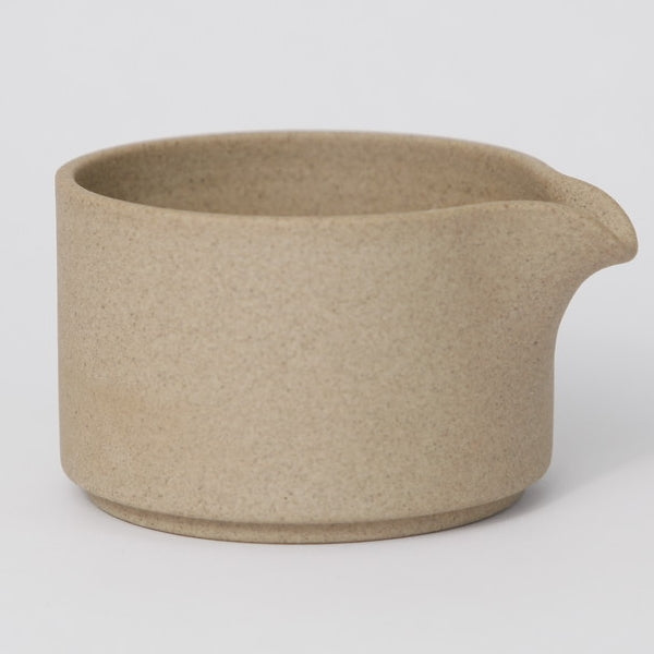 Hasami PorcelainMilk Creamer in Natural - Batten Home
