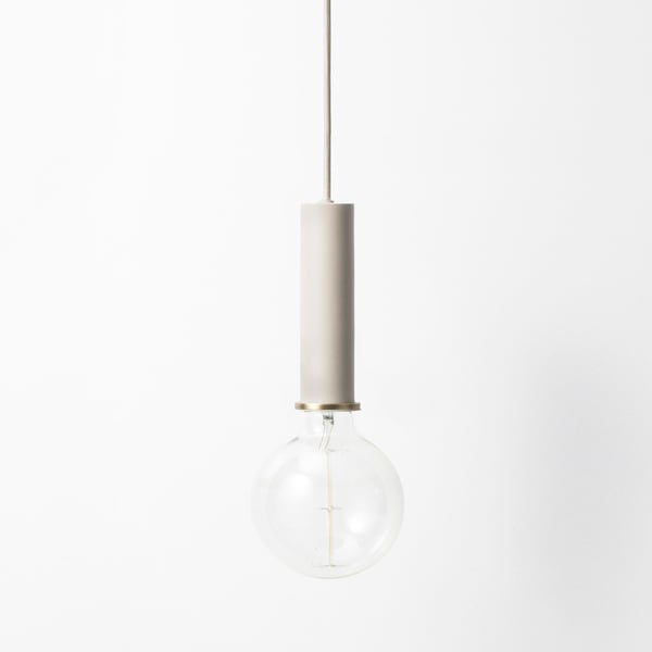 Ferm LivingSocket Pendant High - Batten Home