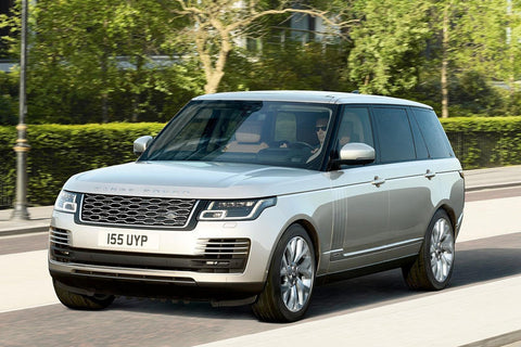 Land Rover Road Rover Electric Silver