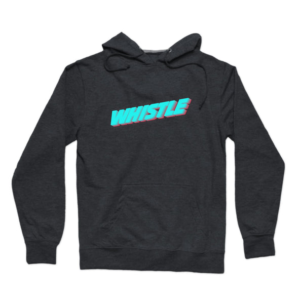 South Beach Full Whistle Logo Hoodie - whistlesports