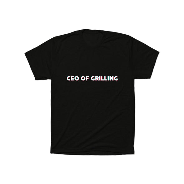 CEO of Grilling T-Shirt