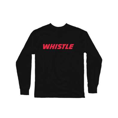 Whistle Logo Longsleeve Shirt - whistlesports