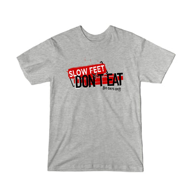 Slow Feet Don't Eat Youth T-Shirt - whistlesports