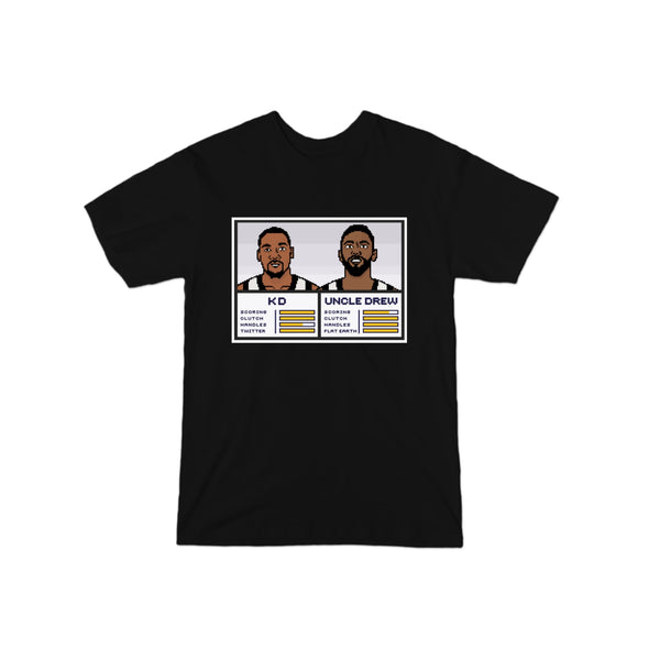 KD-Uncle Drew Jam T-Shirt - whistlesports