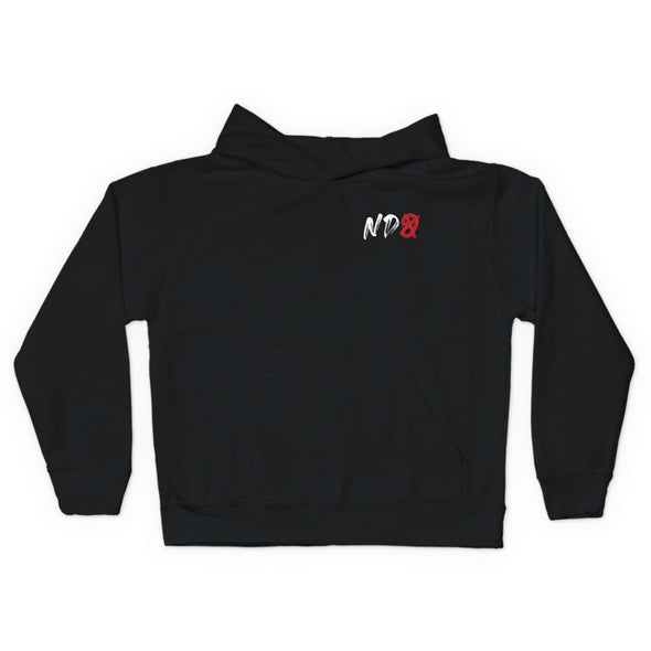 NDO Logo Front/Back Pullover Hoodie
