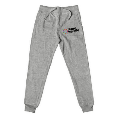 Team Whistle Joggers (Black Logo) - whistlesports