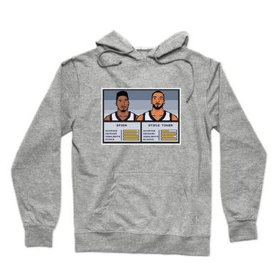 Spida-Stifle Tower Jam Hoodie - whistlesports