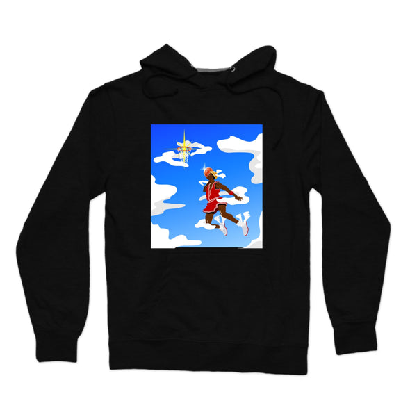 MJ Hermes Pullover Hoodie - whistlesports