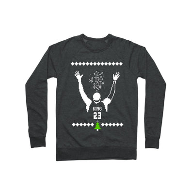 Powder Toss Ugly Xmas Crewneck Sweatshirt