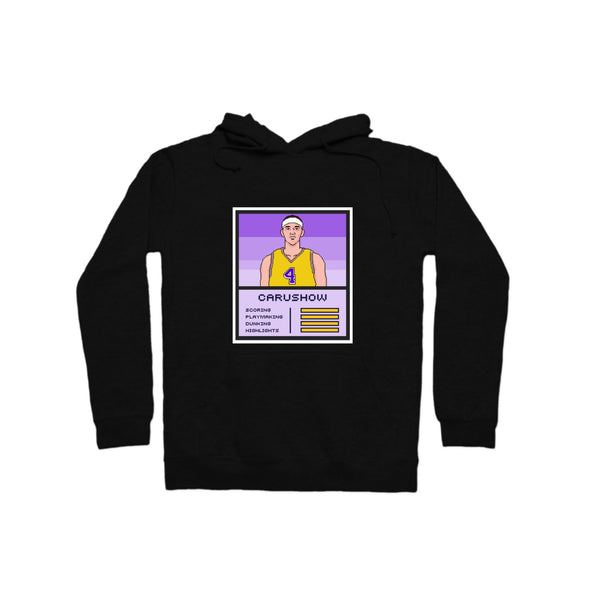 CARUSHOW Jam Hoodie - whistlesports