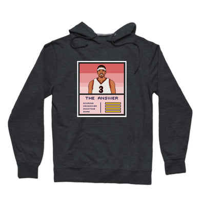The Answer Hoodie - whistlesports