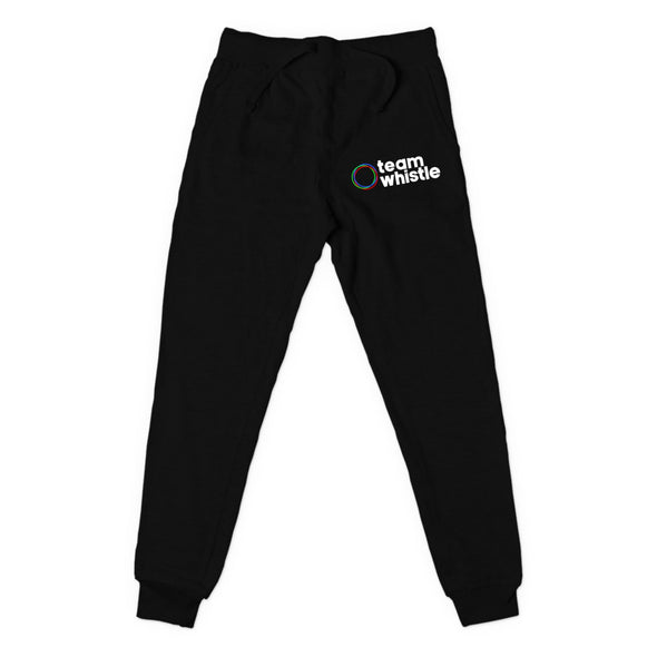 Team Whistle Joggers (White Logo) - whistlesports