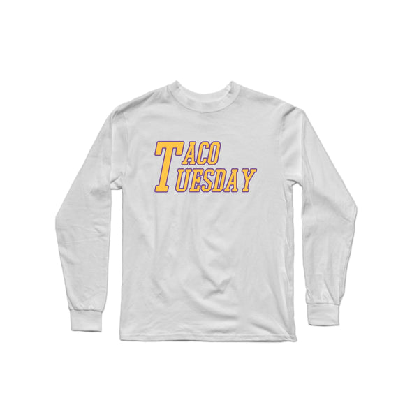 Taco Tuesday Longsleeve - whistlesports