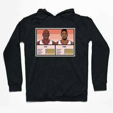 MJ Pippen Hoodie - whistlesports