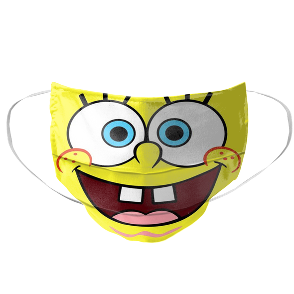 SpongeBob Mask - whistlesports