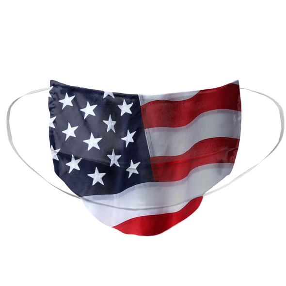 American Flag Mask - whistlesports
