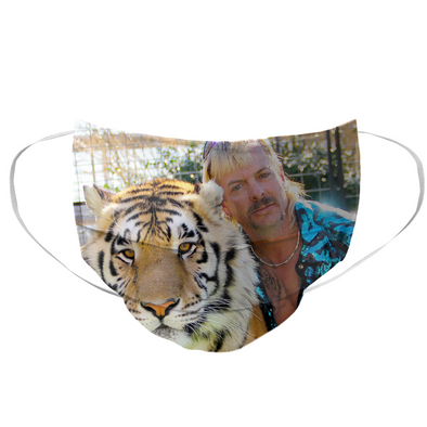 Joe Exotic Mask - whistlesports