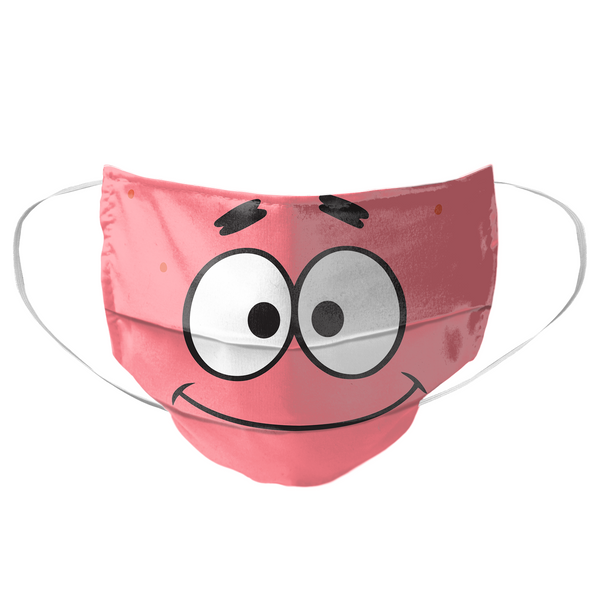 Patrick Star Mask - whistlesports