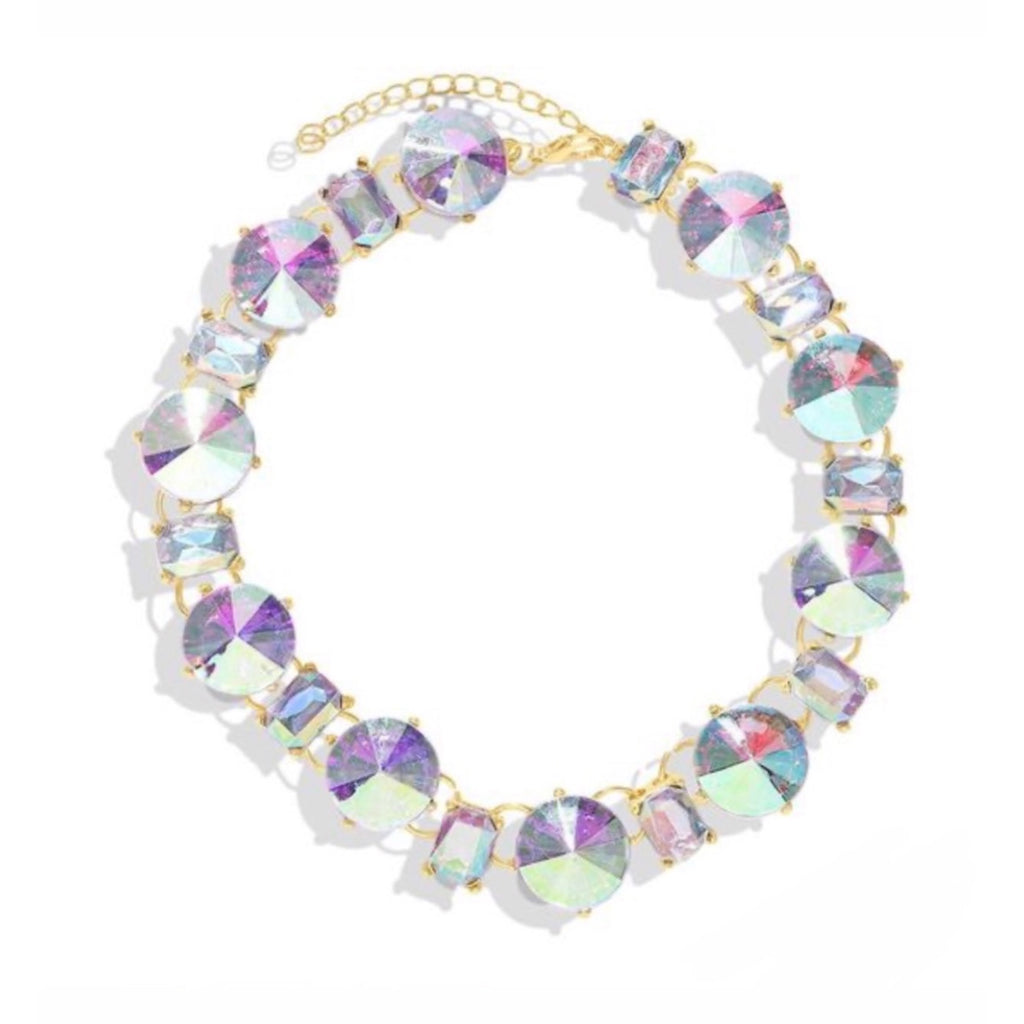 holographic necklace