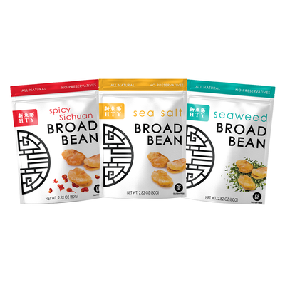 HTY Broad Bean Trial 3 Pack -  - htyusa