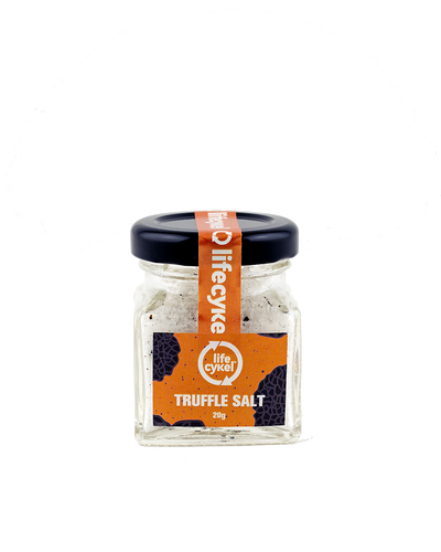 Black Winter Truffle Salt