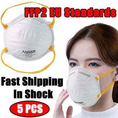 CE FFP2 KN95 Safety Protective Mask New Dust Masks Anti-particles Anti-pm2.5 Anti Virus Mask