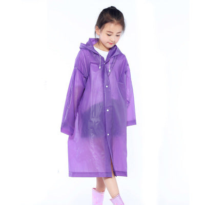 Kids Rain Jacket Full Body Cost
