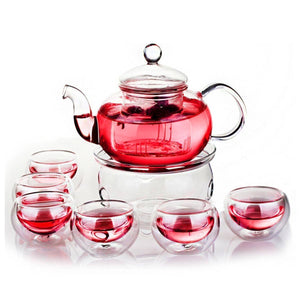 Chinese Traditional Teapot Set