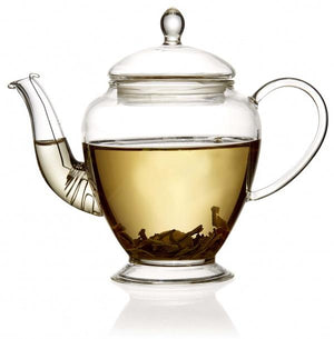 Small Teapot With Coil Filter 300 ml