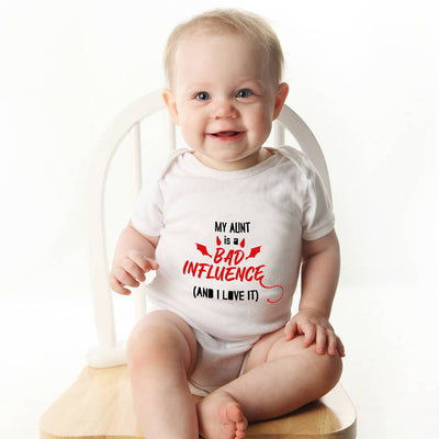 Influence Woa Baby Romper