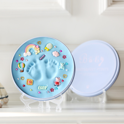 Woa Baby Footprint Kit - Perfect Gift For Baby