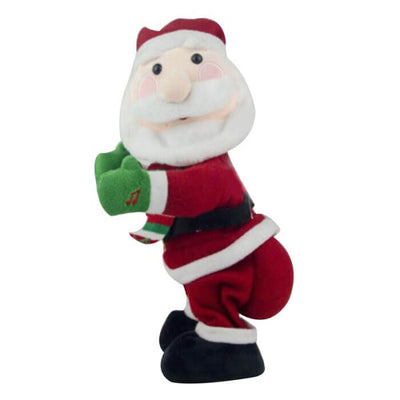 Woa Santa Claus Christmas Toy