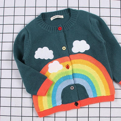 Nathan Woa Rainbow Clouds
