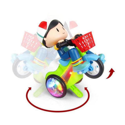 Woa Stunt Tricycle Toys