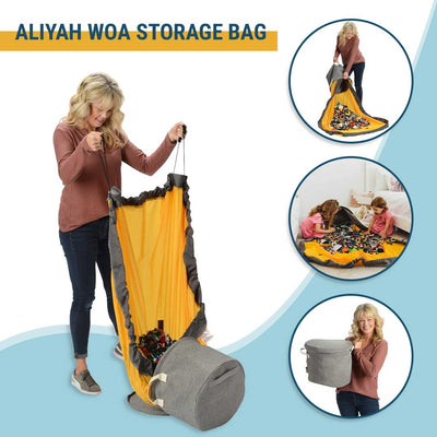 Aliyah Woa Storage Bag