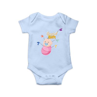Special Gift Woa Baby Romper